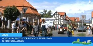 Read more about the article Werraland.net vor Ort – Video vom Festzug des Wichtelfestes 2010 in Reichensachsen