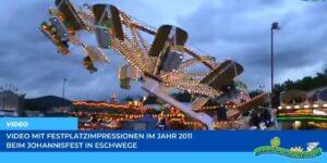 Read more about the article Werraland.net vor Ort – Video mit Festplatzimpressionen beim Johannisfest 2011 in Eschwege